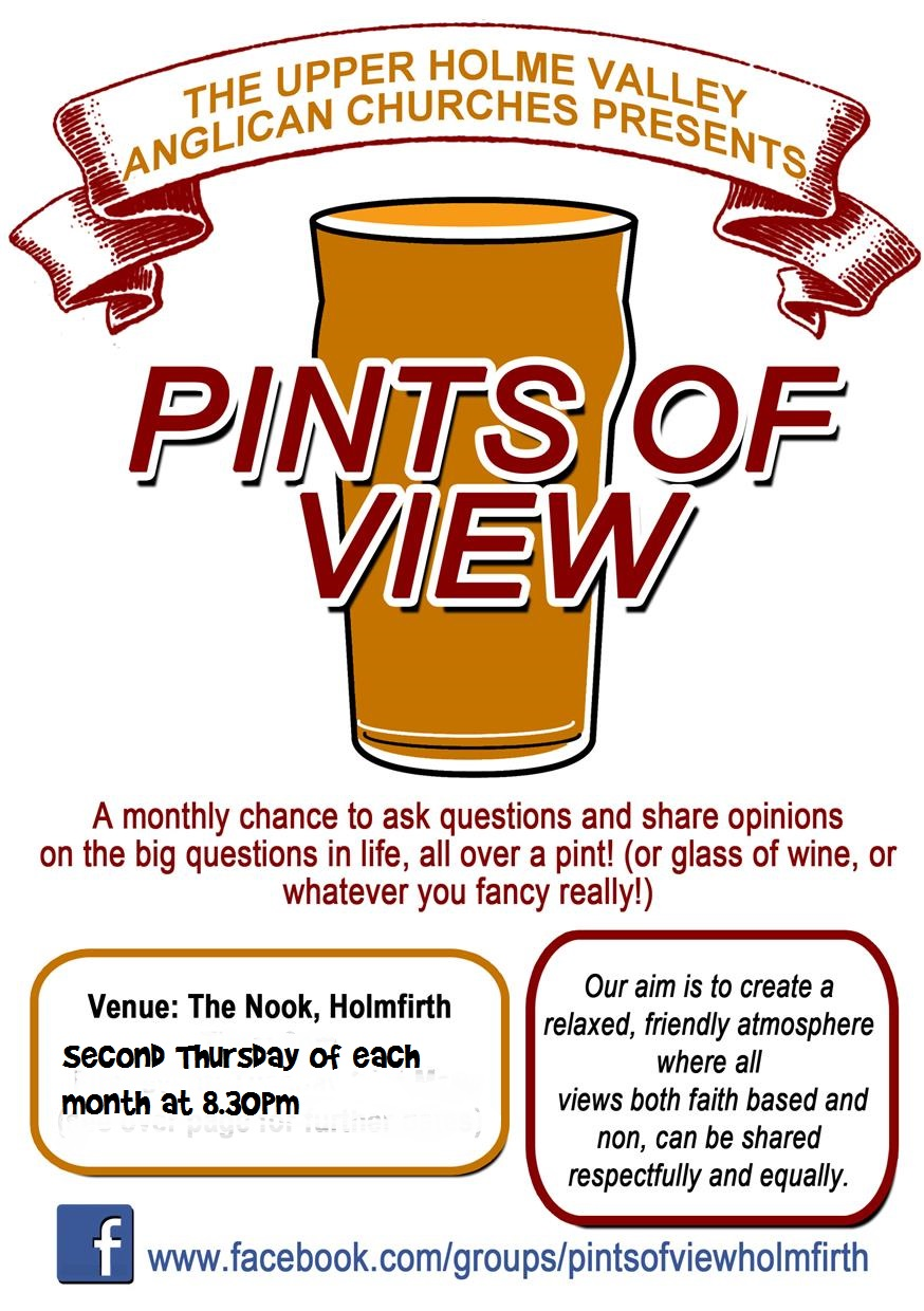 pints of view new flier